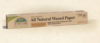 Waxed Paper (If You Care)